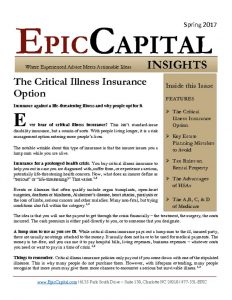 thumbnail of Epic Insights – SPRING 2017