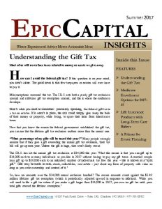 thumbnail of Epic Insights – SUMMER 2017
