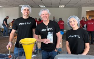 Epic Capital Team Giving Back