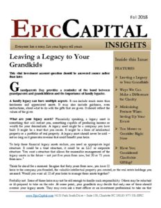 thumbnail of Epic Insights – FALL 2018