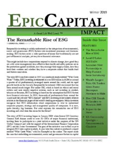 thumbnail of Epic Impact – WINTER 2019