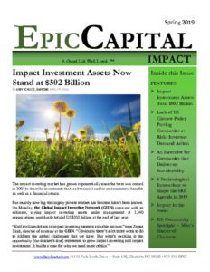 thumbnail of Epic Impact – SPRING 2019