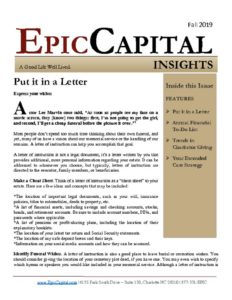 thumbnail of Epic Insights – FALL 2019