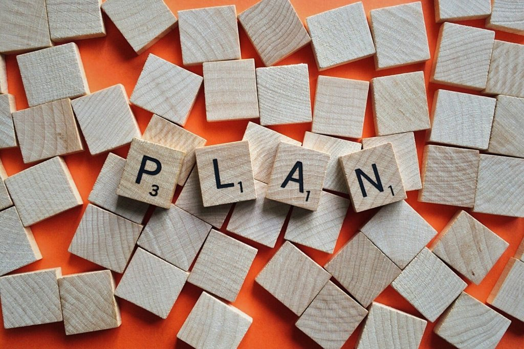 The word Plan