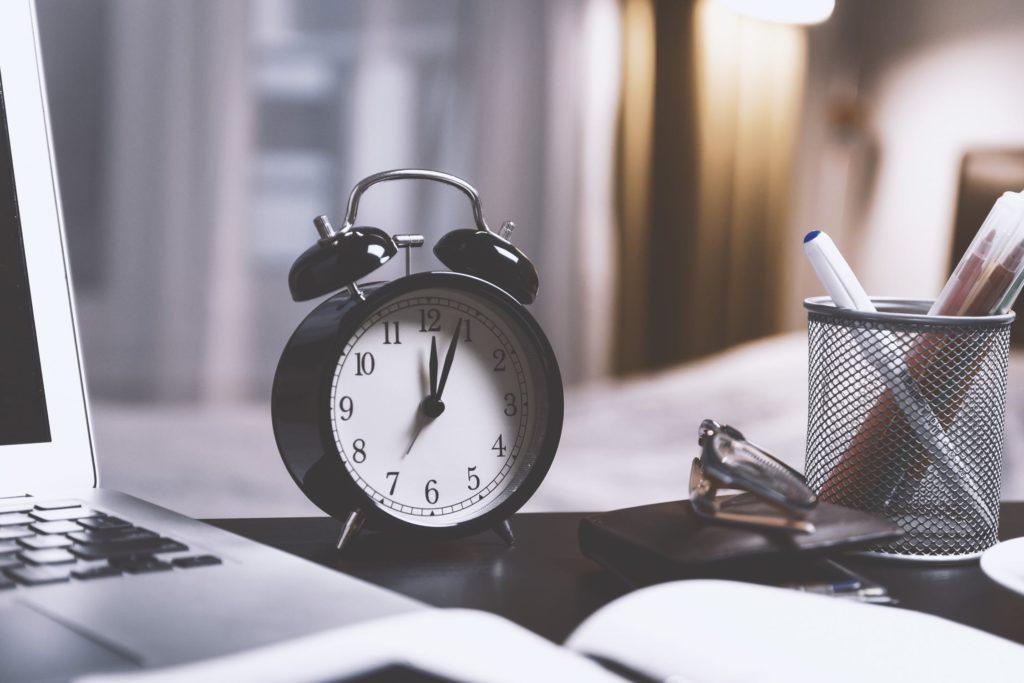 stop watch alarm clock IRA