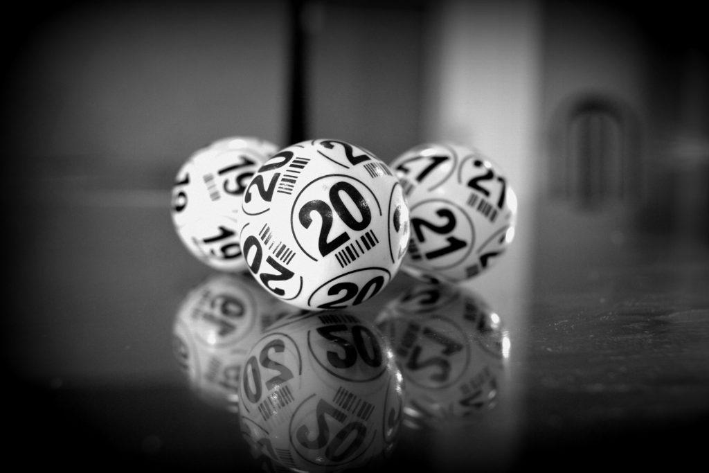 Bingo sweepstakes windfall ball lottery