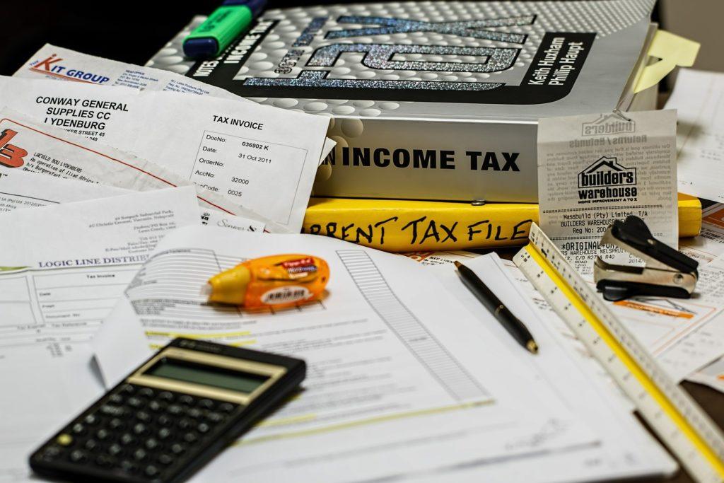 income tax binder roth ira