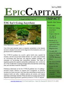 thumbnail of Epic Impact – SPRING 2020