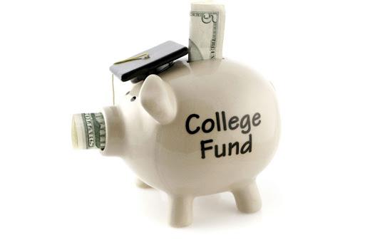 College Fund Piggy Bank