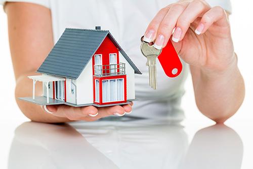 Giving house away