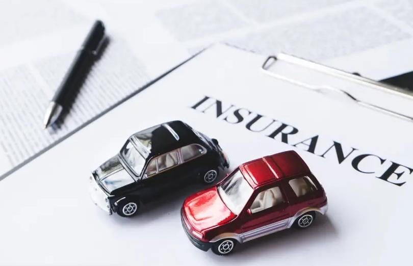 Car Insurance Paper Pencin