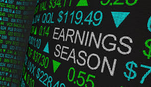 Earnings Season Stock Quotes