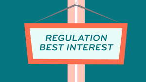 Regulation Best Interest Sign