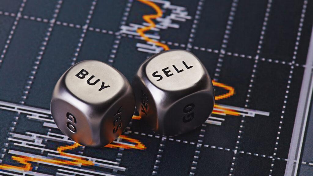 Buy Sell Stocks Dice