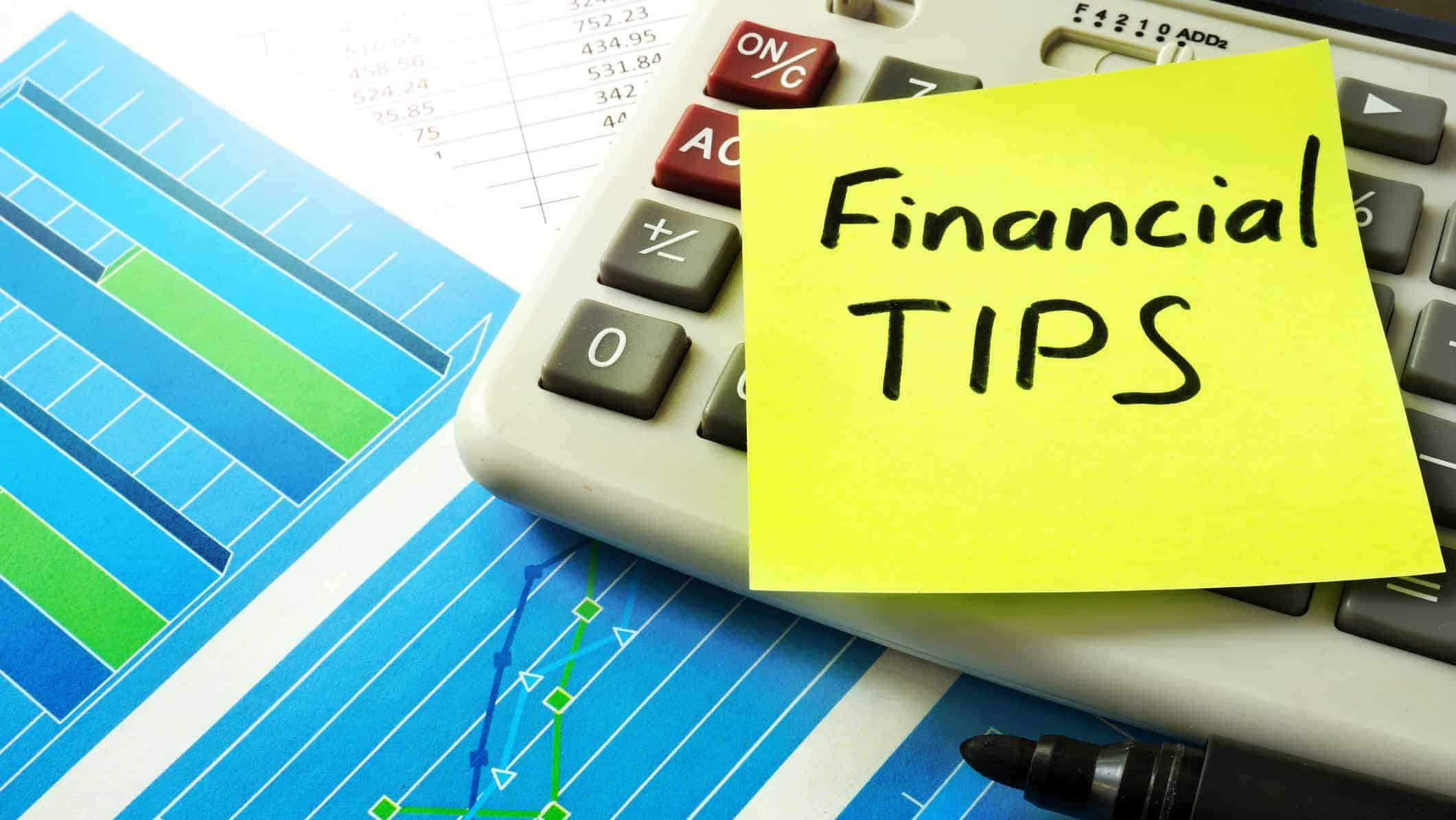 Financial Tips