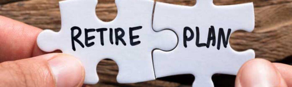 Retirement planning blind spots puzzle pieces