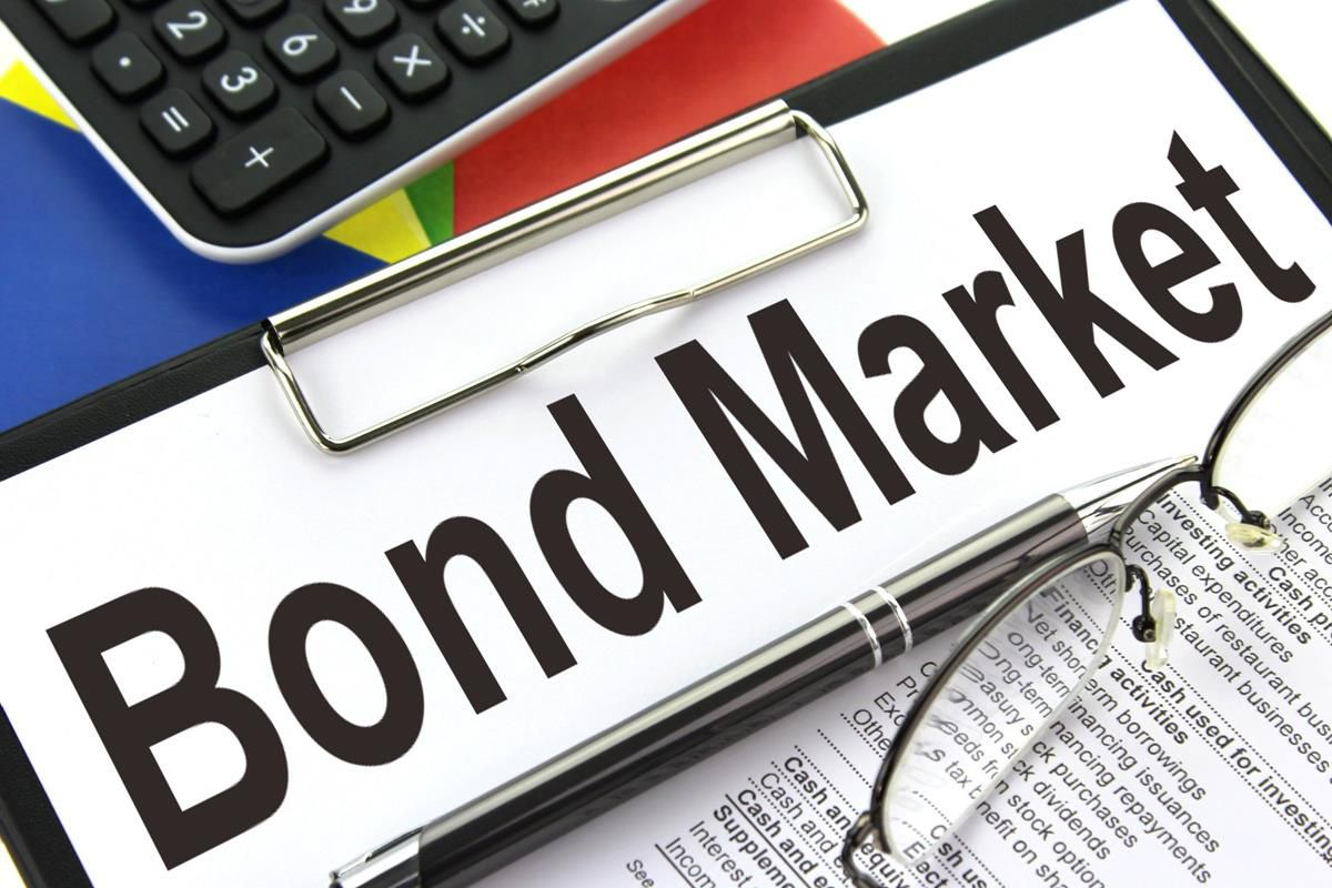 Bond Price Bond Market Sign