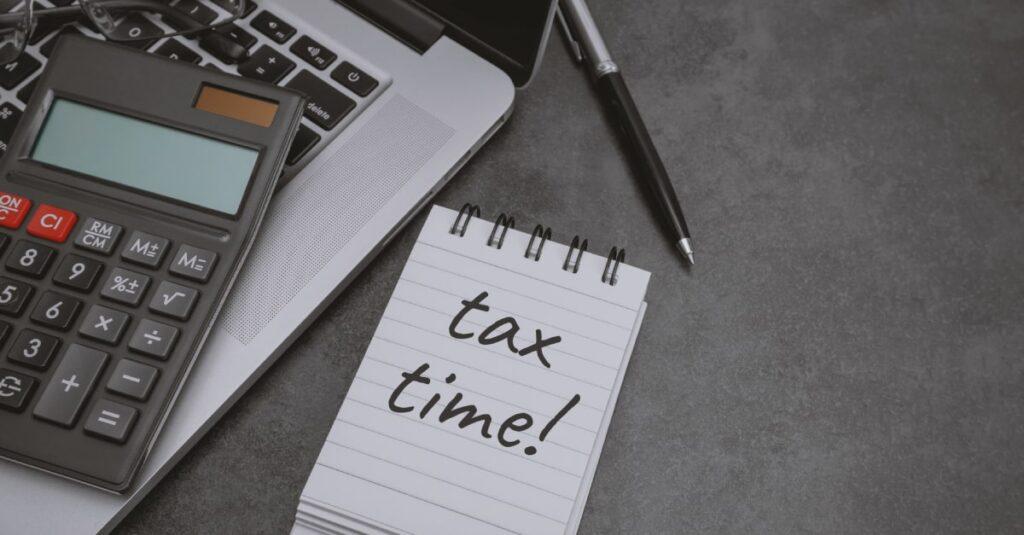 Tax time tax filing calculator 2021