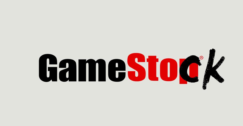 Gamestop Gamestock stock