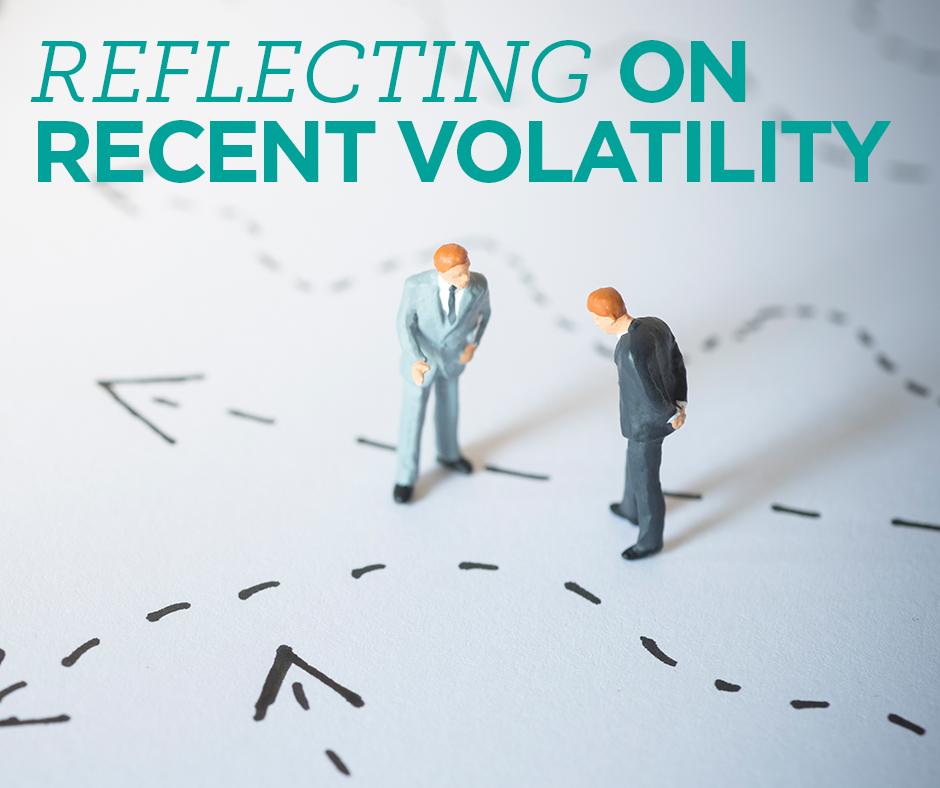 Reflecting on Stock Market Volatility