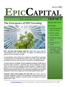 thumbnail of Epic Impact – WINTER 2021