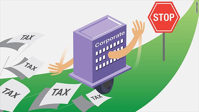corporate tax stop