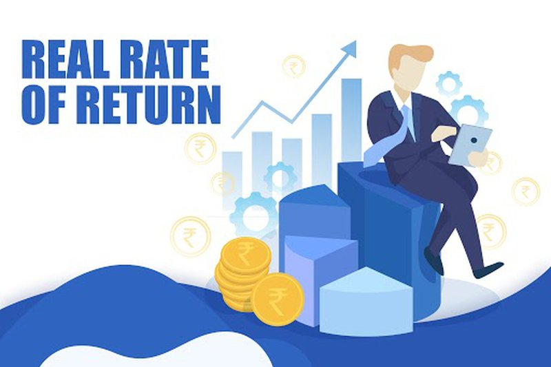 Real rate of return and inflation